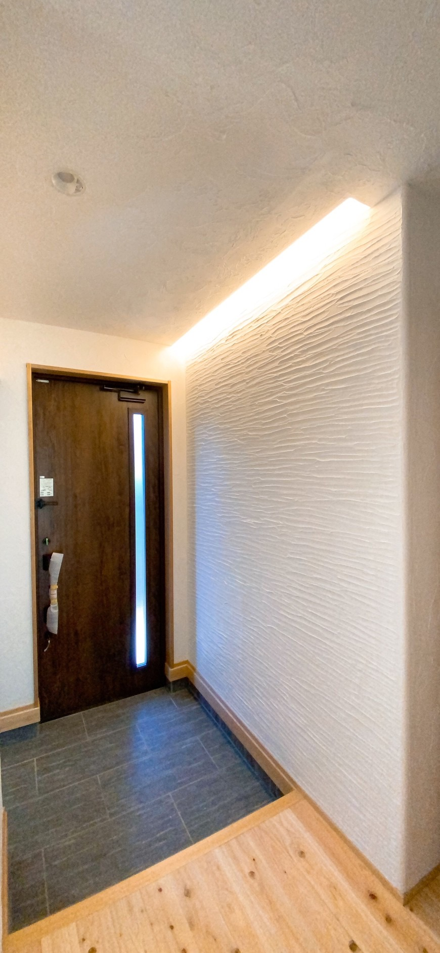 玄関 間接照明