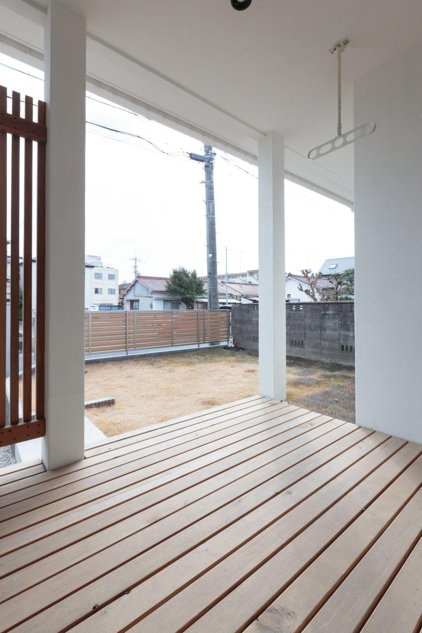 日射コントロール実例 (2)