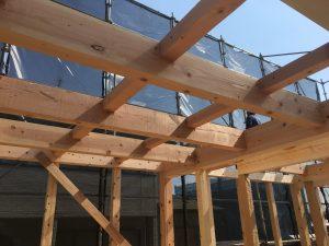 新工法 5寸檜の家