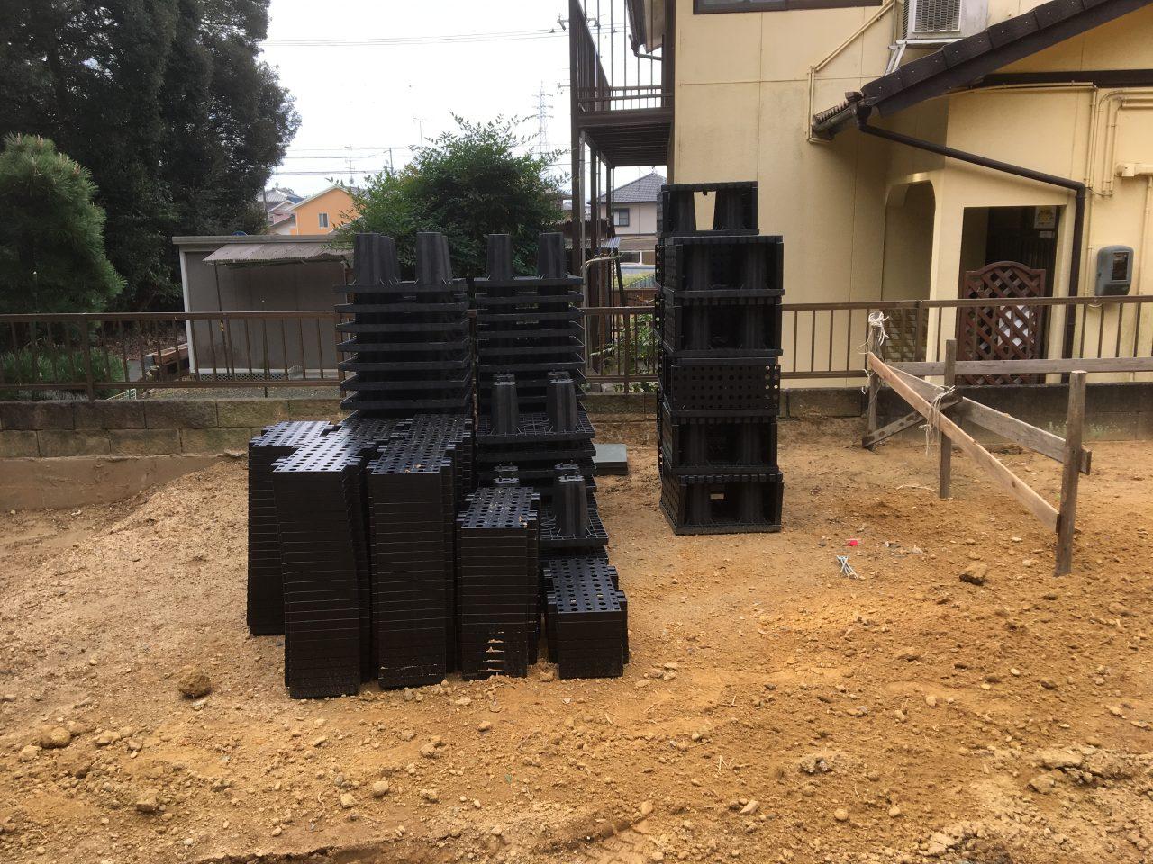 スマート免震の材料