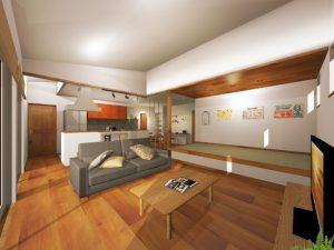 新築住宅完成見学会 8月末に開催致します!!