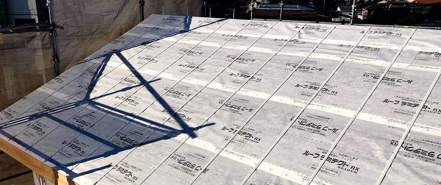 屋根遮熱材