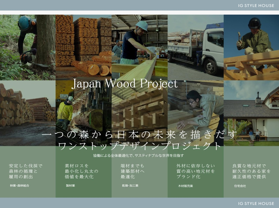 ジャパンウッドプロジェクト