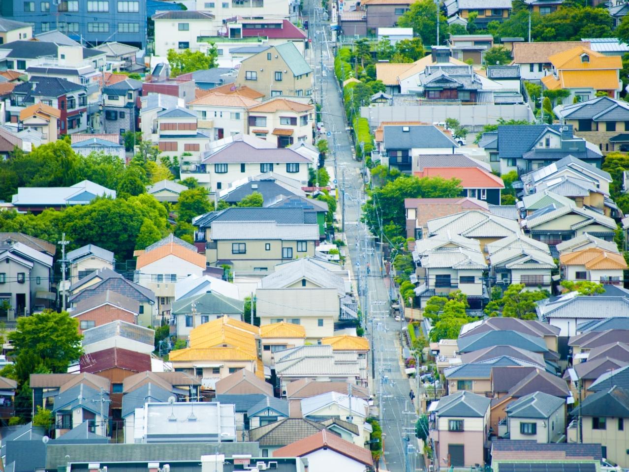 高品質な住宅は中古住宅市場を活性化する