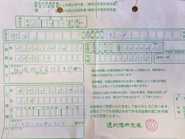 熊本応援プロジェクト 義援金