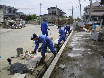 東日本大震災|ボランティア