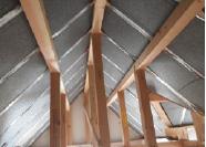 屋根遮熱断熱材(ヒートバリアボード)