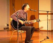 「人として」作詞・作曲・歌:小林成寿さん