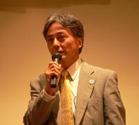JCV 新井俊郎常務理事 講演(世界のこどもにワクチンを)