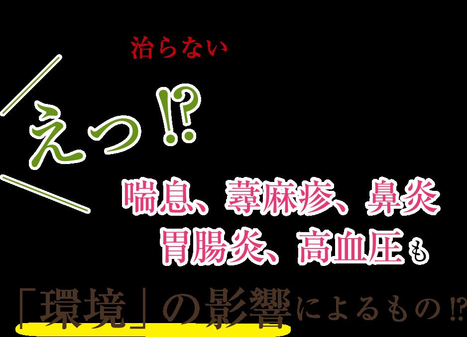 名古屋、浜松、豊橋のアイジースタイルハウスで健康を育む家づくりのポイントやその効果、重要性に関して分かりやすくお伝えします。