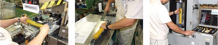 制振装置 MER-System 製造工程