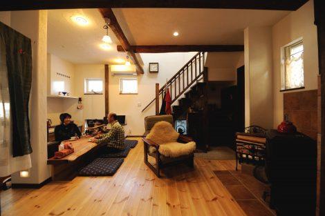 本物の健康住宅『0宣言の家』でゆったりと過ごす 終の棲家