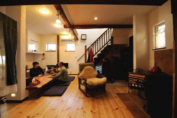 延床面積19坪 夫婦でゆったりと過ごす終の棲家