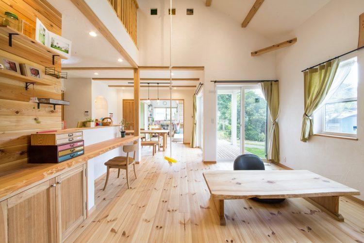 """30社から選んだ """"資産価値""""のある自然素材住宅"""