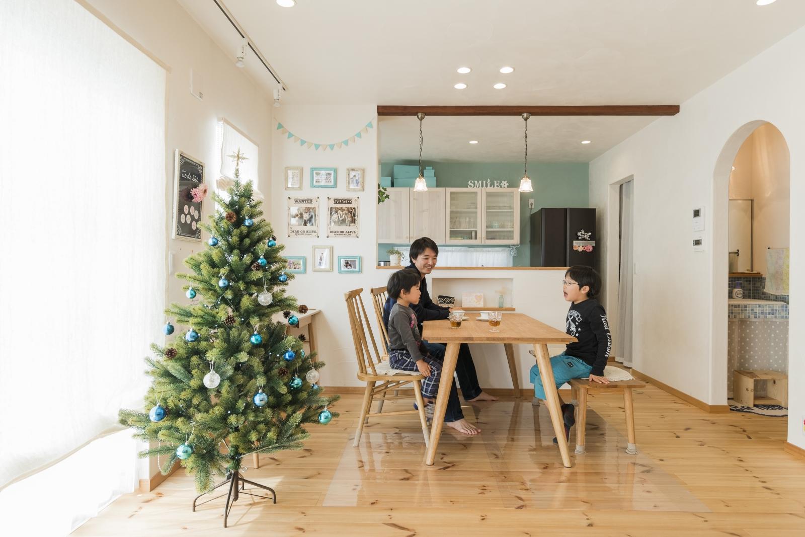 木の家がいい!耐震も断熱も納得できた無垢の家