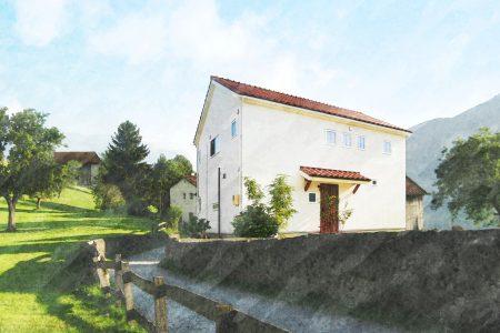 ■開催終了 小さな町の 絵本のような暮らし|新築完成見学会