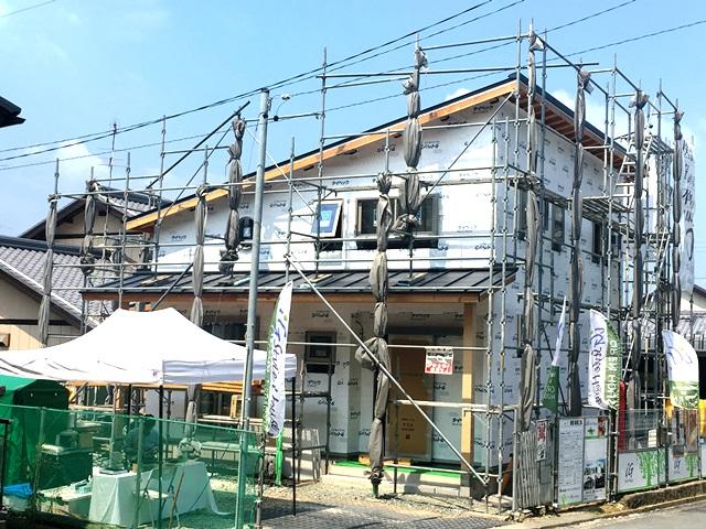森町(静岡)5寸檜の住宅構造見学会