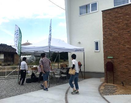 あと2日間! プライベートガーデンのある家完成見学会 in 豊橋市