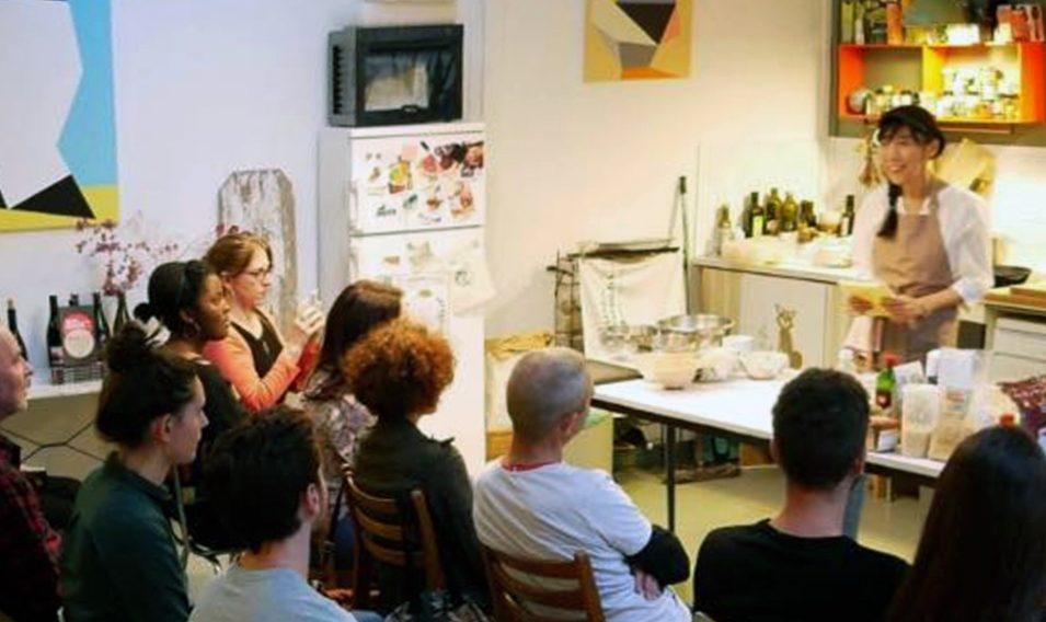 家庭でできるヴィ―ガン料理勉強会