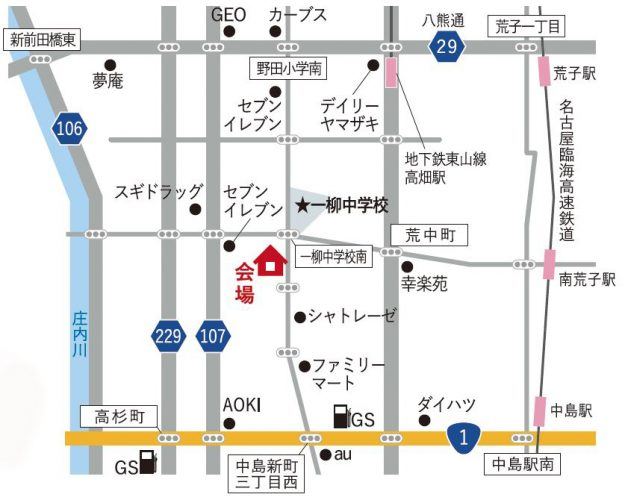 名古屋市中川区_MAP