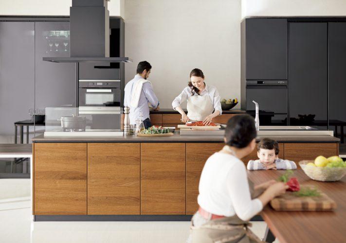 キッチン|CENTRO(クリナップ)
