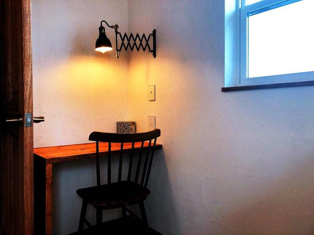 プロヴァンスデザイン住宅の子供部屋
