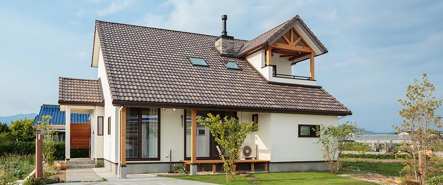 屋根(陶器瓦・ガルバリウム鋼板)