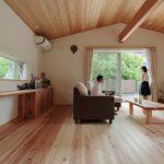 家族と共に時を重ねる 現代和風の家