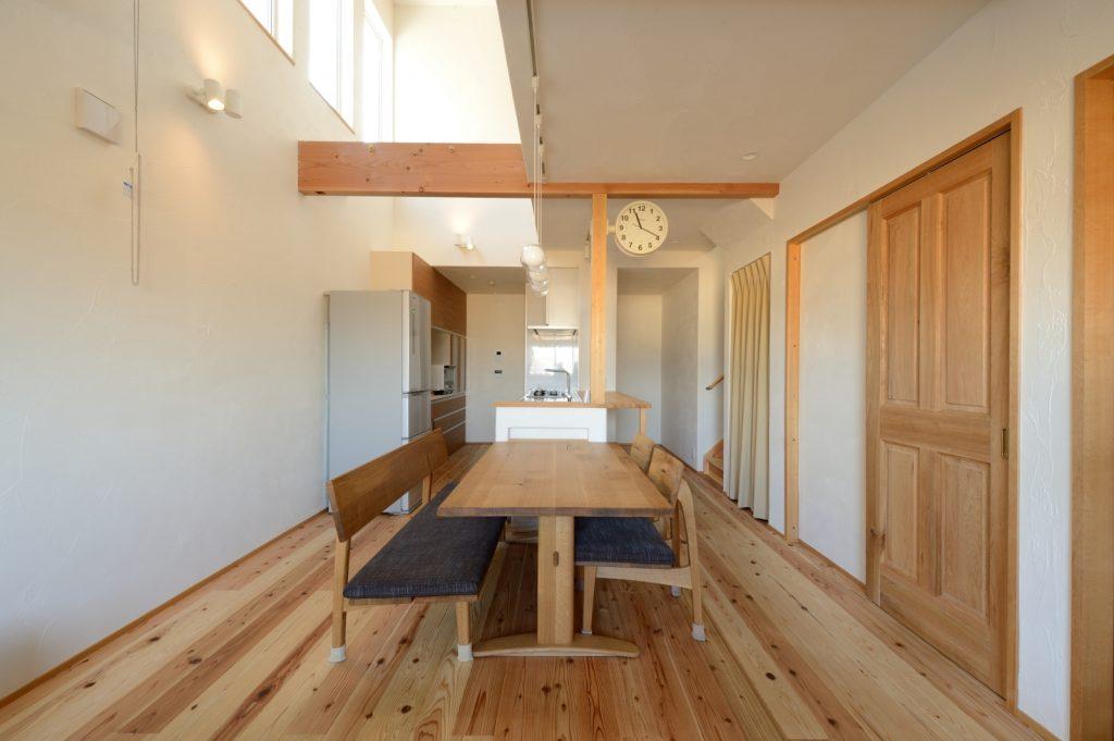 16.5坪!北側リビングで叶えるシンプルハウス