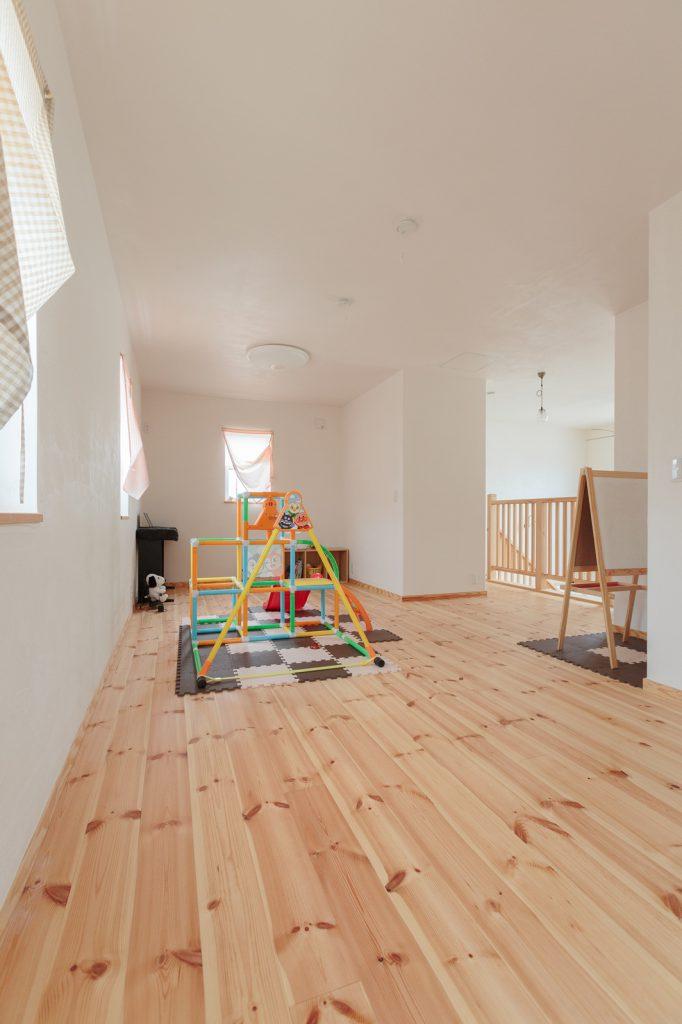 子ども部屋はお子様の成長に合わせて変化できるフレキシブルな空間に