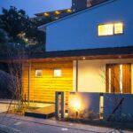 別荘のようなスローライフが楽しめるナチュラルテイストの家