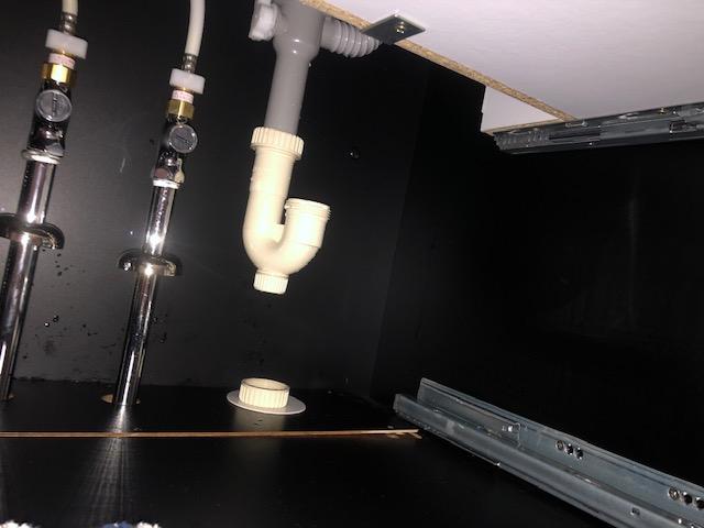 洗面 配管つまり