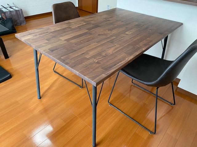 ダイニングテーブルセットの写真