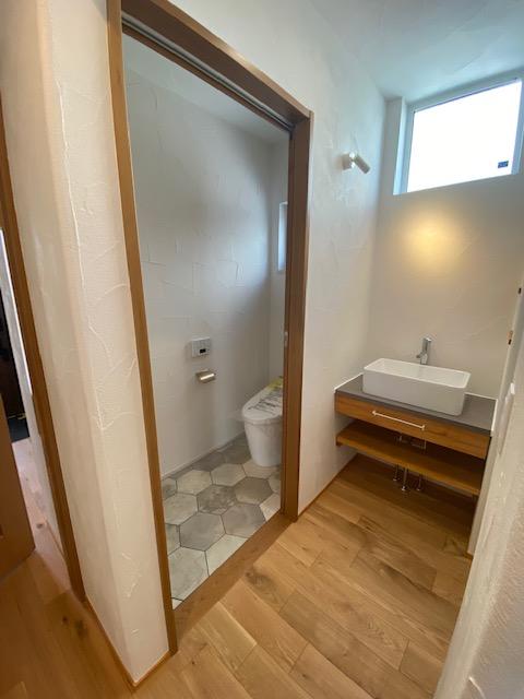 トイレ、洗面のデザイン