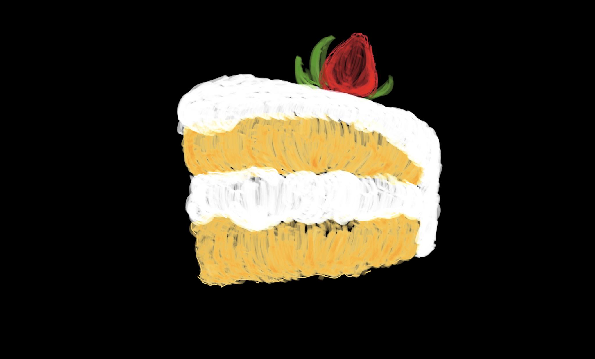 武内さんショートケーキ