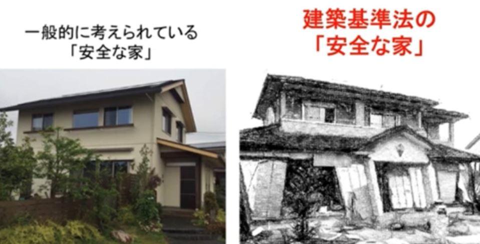 地震に対してどこまで強くすればいい?②
