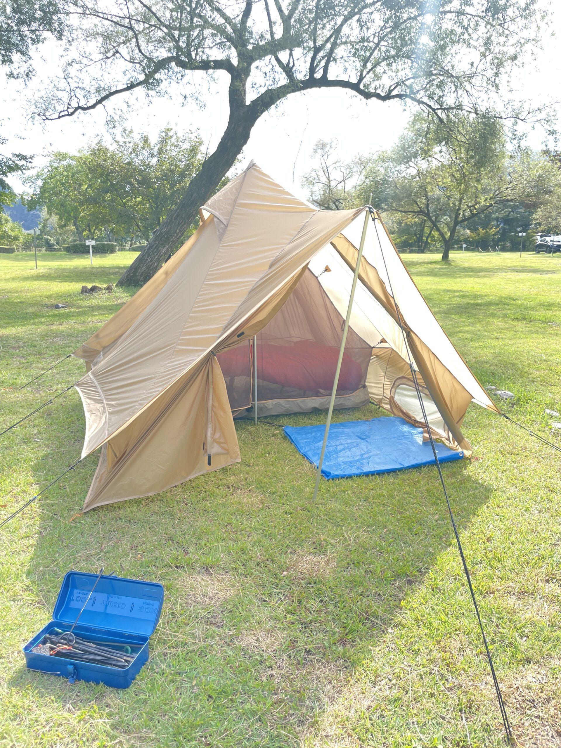 キャンプで気づいた住まいのあり方